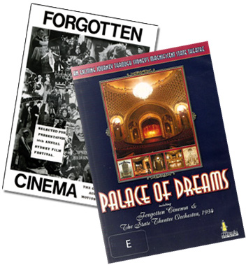 Palace of Dreams DVD
